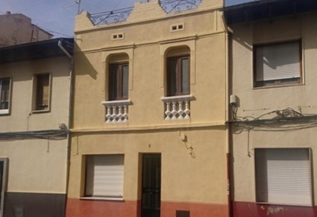 Casa en el centro de Ibi